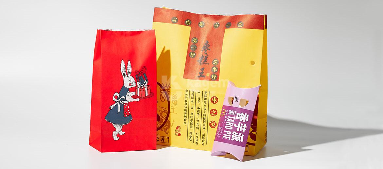 食品包装纸印刷水墨