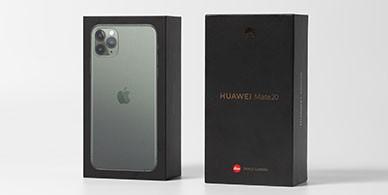 手机及电子包装盒