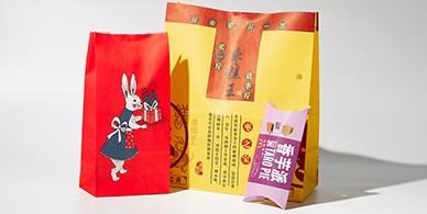 食品纸袋包装