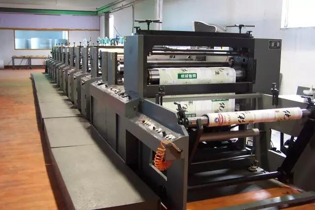 柔印机网纹辊的管理从这三部分入手